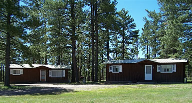 Meadows Edge Cabins Are Situated South Of Alpine On U S Hwy 191 Roximately ¾ A Mile From Intersections And Hwy180 The Right Hand Side
